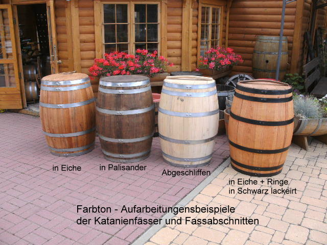 30 liter neues fass aus kastanienholz holzfass weinfass schnapsfass wasserfass. Black Bedroom Furniture Sets. Home Design Ideas