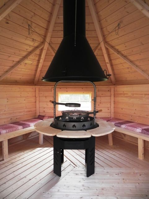 viking grill rund f r alle grillkota kohlegrill barbecue. Black Bedroom Furniture Sets. Home Design Ideas